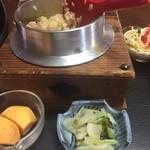 釜めし茶屋 - 料理写真:牛釜飯