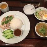 ジャスミン タイ - カオマンガイセット
