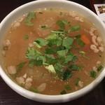 ジャスミン タイ - スープ