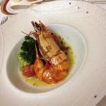 レストラン ブランヴェール - 魚料理
