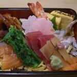 丸万寿司 - 桜ちらし1575円季節限定