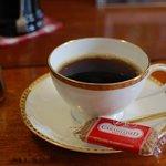 TMギャラリー郵便局Cafe - ドリンク写真:炭焼き珈琲