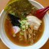 ゆがわ家 - 料理写真:ラーメン(\570)