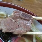 新山食堂 - ソーキ