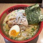 まるめん堂 - 料理写真:
