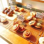 Boulangerie N2/En carre - 料理写真: