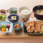 Hokkaido Gourmet Dining 北海道 - ザンギ定食