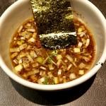 麺屋武蔵 巖虎 - つけ麺のつけ汁