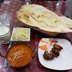 パキスタン・アラビアン・インド料理 デラ - B MEAL