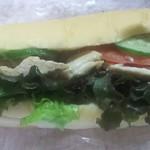 Fresh Burger m - チキンベーコンバーガー