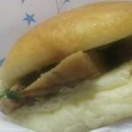 Fresh Burger m - 角煮バーガー