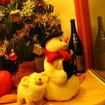 ピカポロンツァ - クリスマスの風景