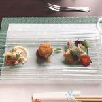 La Mere - 前菜3種