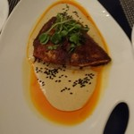 Azure Restaurant - 鯛のグリル