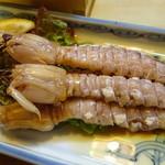 もりもと - シャコ酢