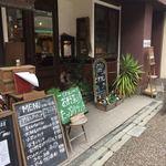 ビオ ワルン - お店の入口