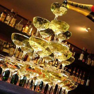 シャンパンタワー無料!グラマラスな夜をお届けします♪