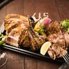 ☆熟成肉ステーキ3種盛り合わせ