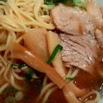 らーめん喝采 - 麺、チャーシュー&メンマ