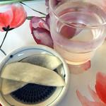 ラーメン峠 - 料理写真:サービスの漬け物