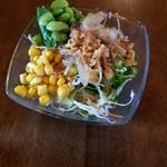 フィンマクールズ - サラダ