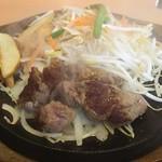 肉のはせ川 - ヒレステーキ100g ※拡大(2017.11.24)