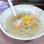 泰江飯店 - タンメン