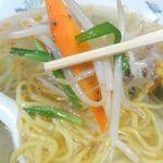 泰江飯店 - 野菜など