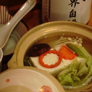 【冬季限定】鳥清竹のお任せお鍋!
