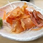 金太楼鮨 - 赤貝