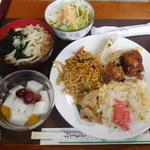 アジア取手カントリー倶楽部 レストラン - 料理写真:昼餌っ!