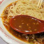 麺や 仁 - スープ