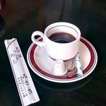 Misaki - ランチ食後のコーヒー