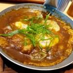 ふわわ - チキンカレー卵とじ定食