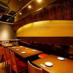 湯島 神威 - テーブル席【最大15名様まで】