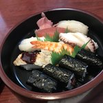 大須寶寿司 - お寿司  1080円