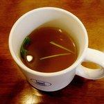 リンゴのあくび - スープ