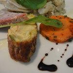 ソリダーレ - ランチの前菜