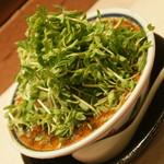 神名備 - 料理写真:ごまの酸辣麺(2,052円)2017年11月