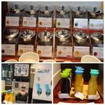 ハカタ オノ - ◆ドリンクはソフトドリンクだけでなく、いろんなお茶も用意されています。
