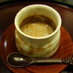 76951793 - 香箱蟹の茶碗蒸し