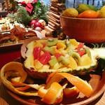 トミーバハマ - 季節のフルーツ