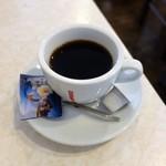 76953733 - ドリンクのホットコーヒー