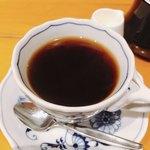 カフェ平井 - ブレンドコーヒー