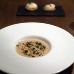 五風十雨 - フランス産栗のスープ