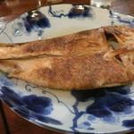 味工房 まつしま - 小伊津甘鯛の佐香塩焼