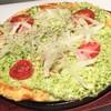 お好み焼き≪ジェノバ≫ 海鮮+チーズ