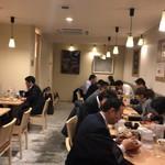 熊本ラーメン 黒亭 - 店内
