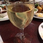 新宿ボンベイ - 白ワイン