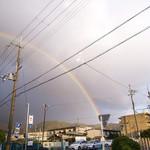 比良山荘 - 虹